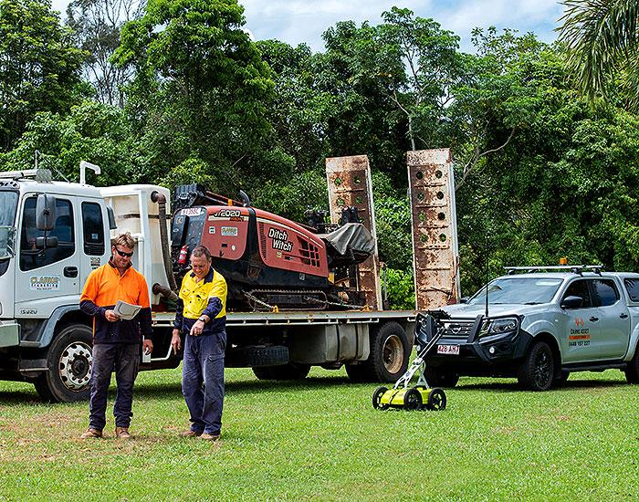 Cairns Utility Locator Contractors